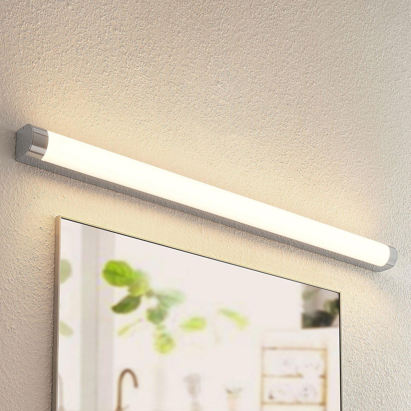 Lindby Nava LED-vegglampe til bad 120 cm