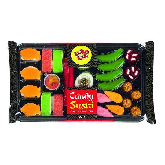 Look-O-Look Sushi Godis - Stor (26 bitar)