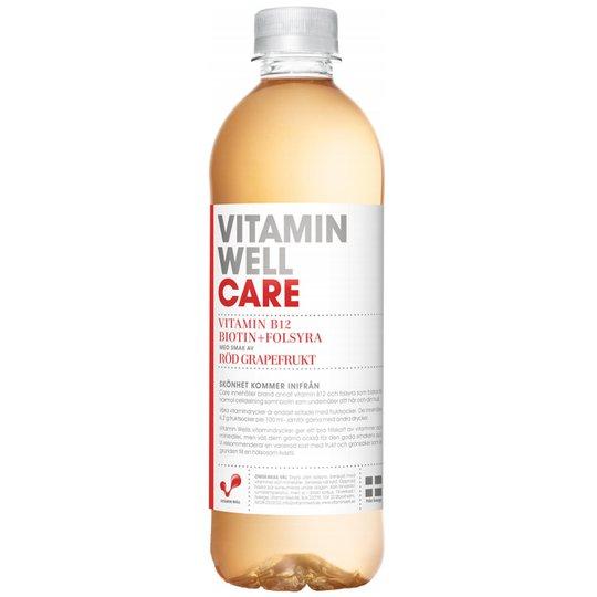 Vitamin Well Grapefrukt - 37% rabatt