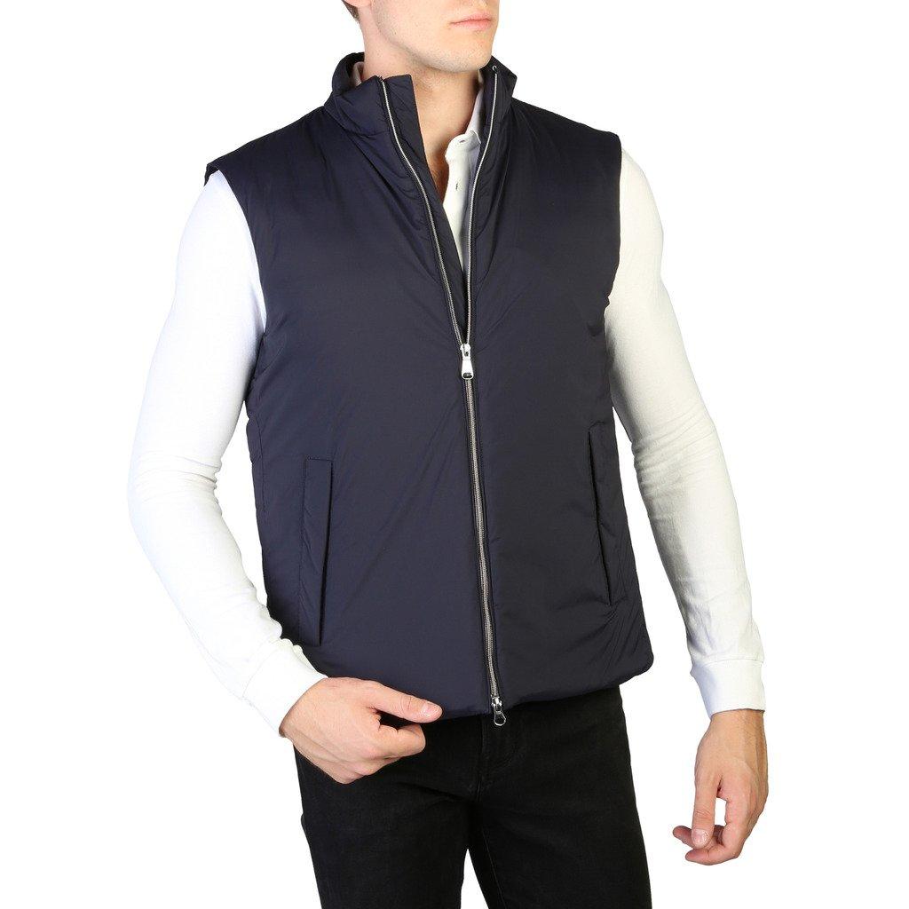 Geox Men's Jacket Blue M8421DT2495 - blue 46