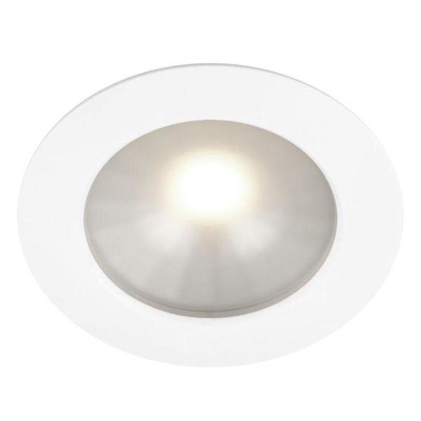 Hide-a-Lite 1202 Downlight 12 V, 4000 K Hvit
