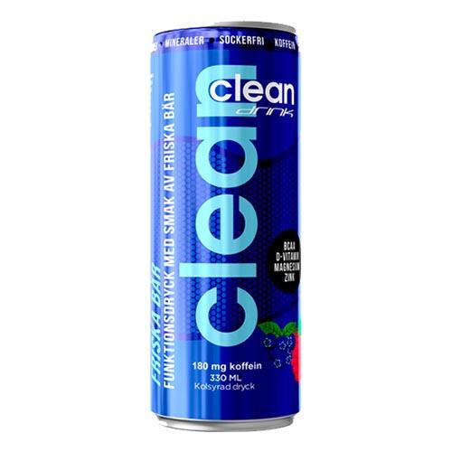 Cleandrink Friska Bär - 1-pack