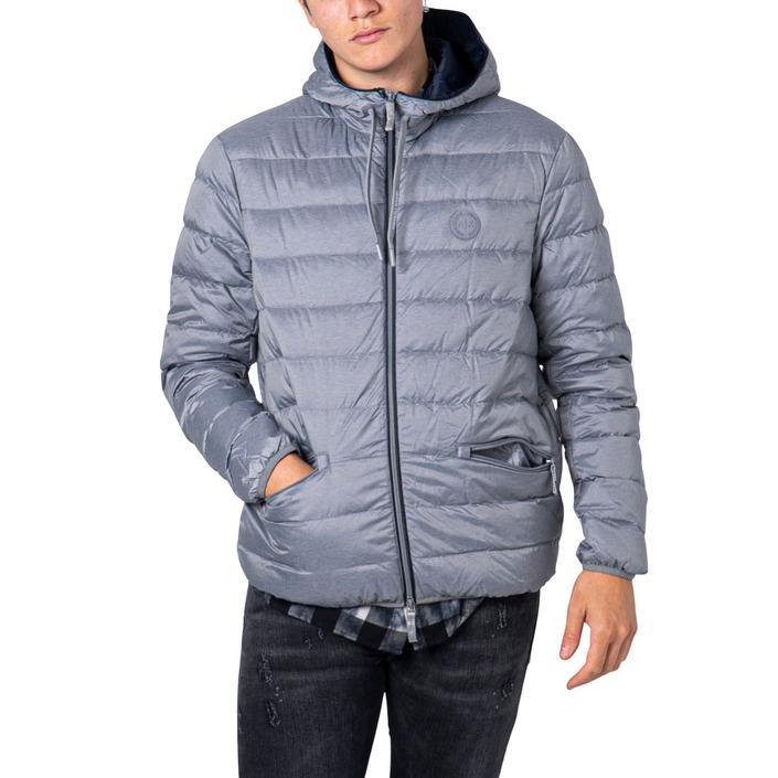 Armani Exchange Men's Jacket Grey 181721 - grey S