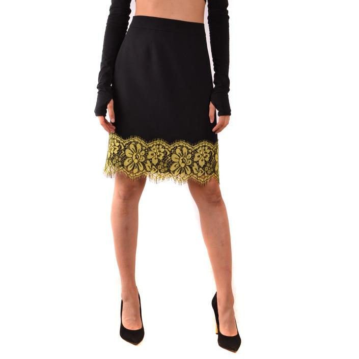Boutique Moschino Women's Skirt Black 167540 - black 46