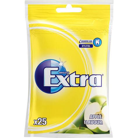 Extra Tuggummi Apple 35g