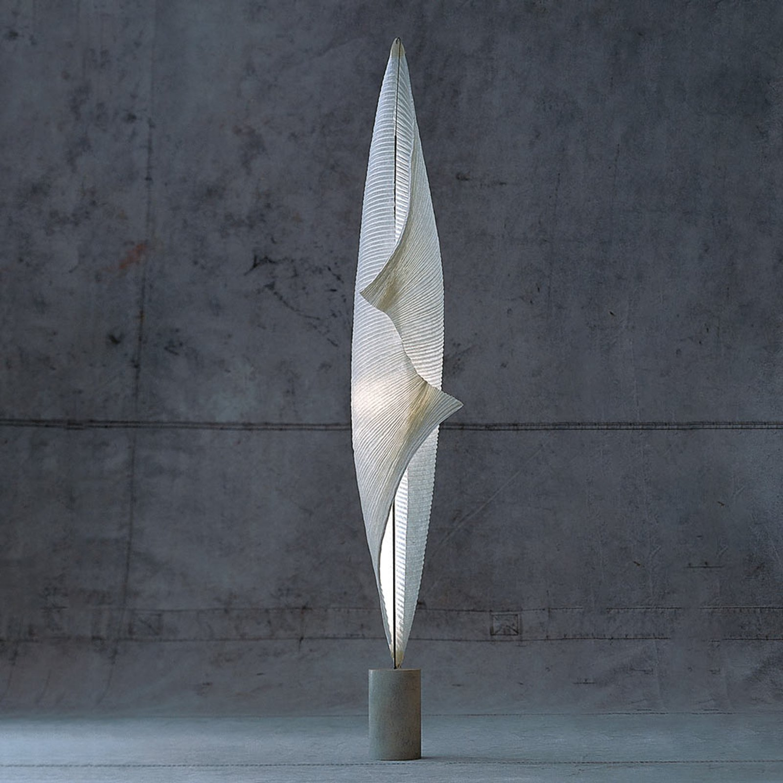 Ingo Maurer Wo-Tum-Bu 2 - LED-gulvlampe