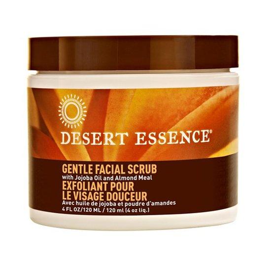 Desert Essence Gentle Facial Scrub, 120 ml