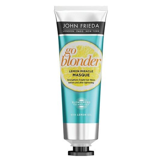 Sheer Blonde Go Blonder Lemon Masque, 100 ml John Frieda Tehohoidot