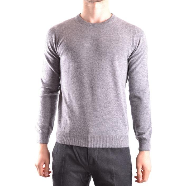 Altea Men's Sweater Grey 160736 - grey XL