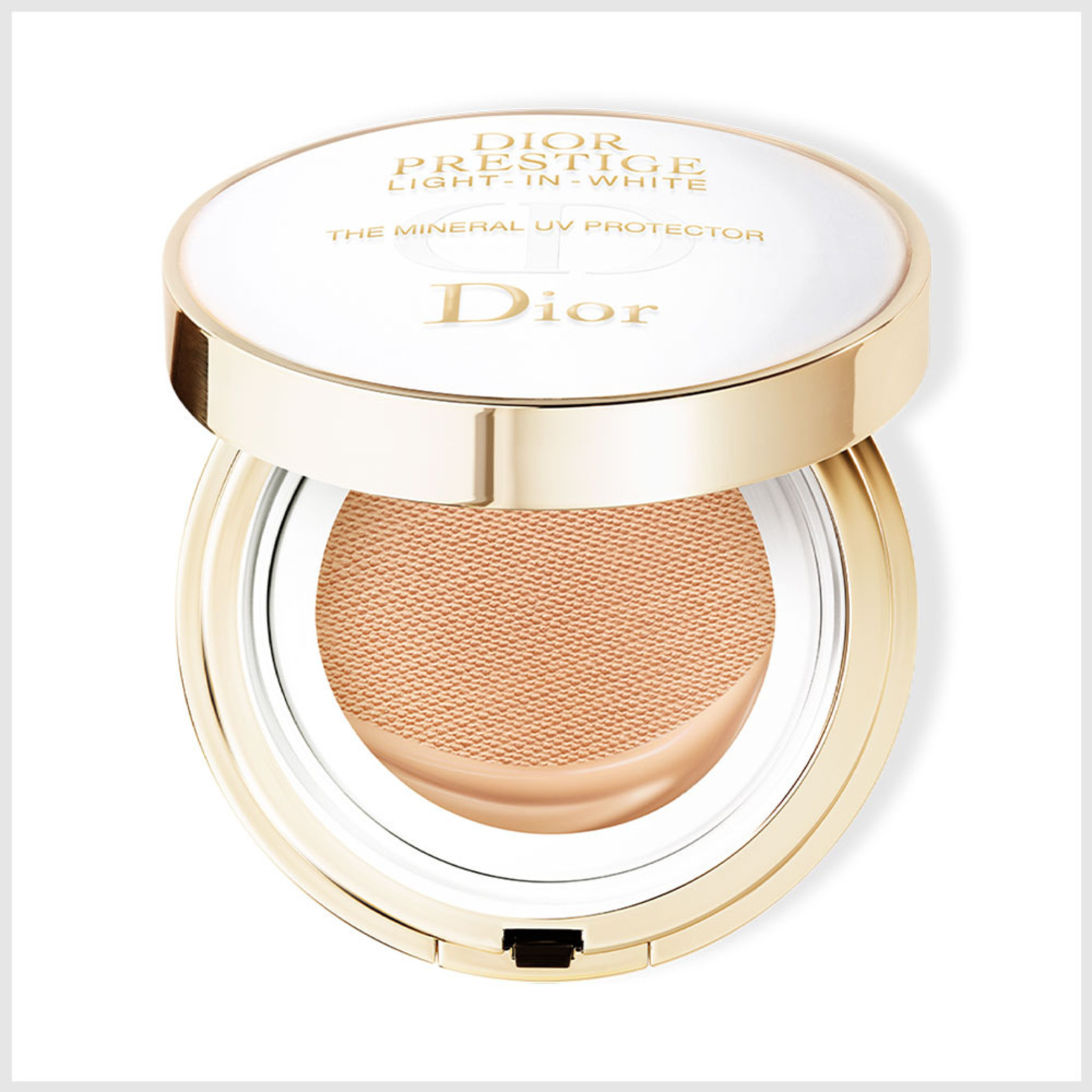 Dior Prestige Light-In-WhiteThe Mineral UV ProtectorBlemish Balm Compact SPF 50+ PA+++, 12 G