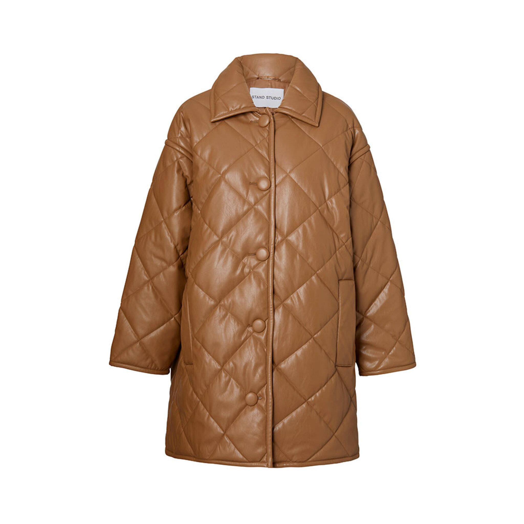 Jacey Puffy Jacket