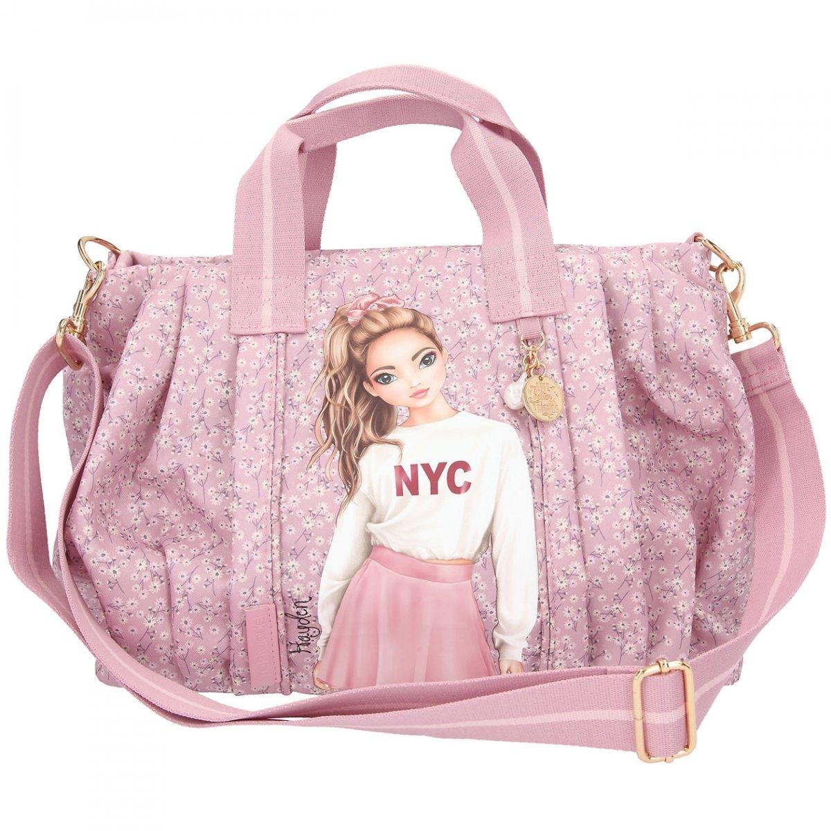 Top Model - Sportsbag - City Flowers (0411199)
