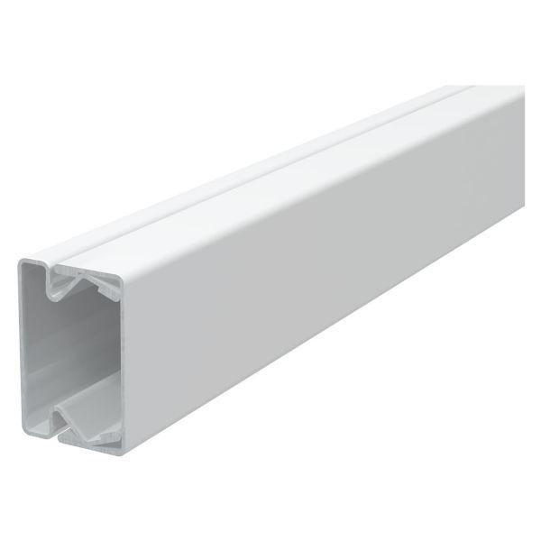 Obo Bettermann 6148470 Matekanal hvit, stål 30 x 24 mm