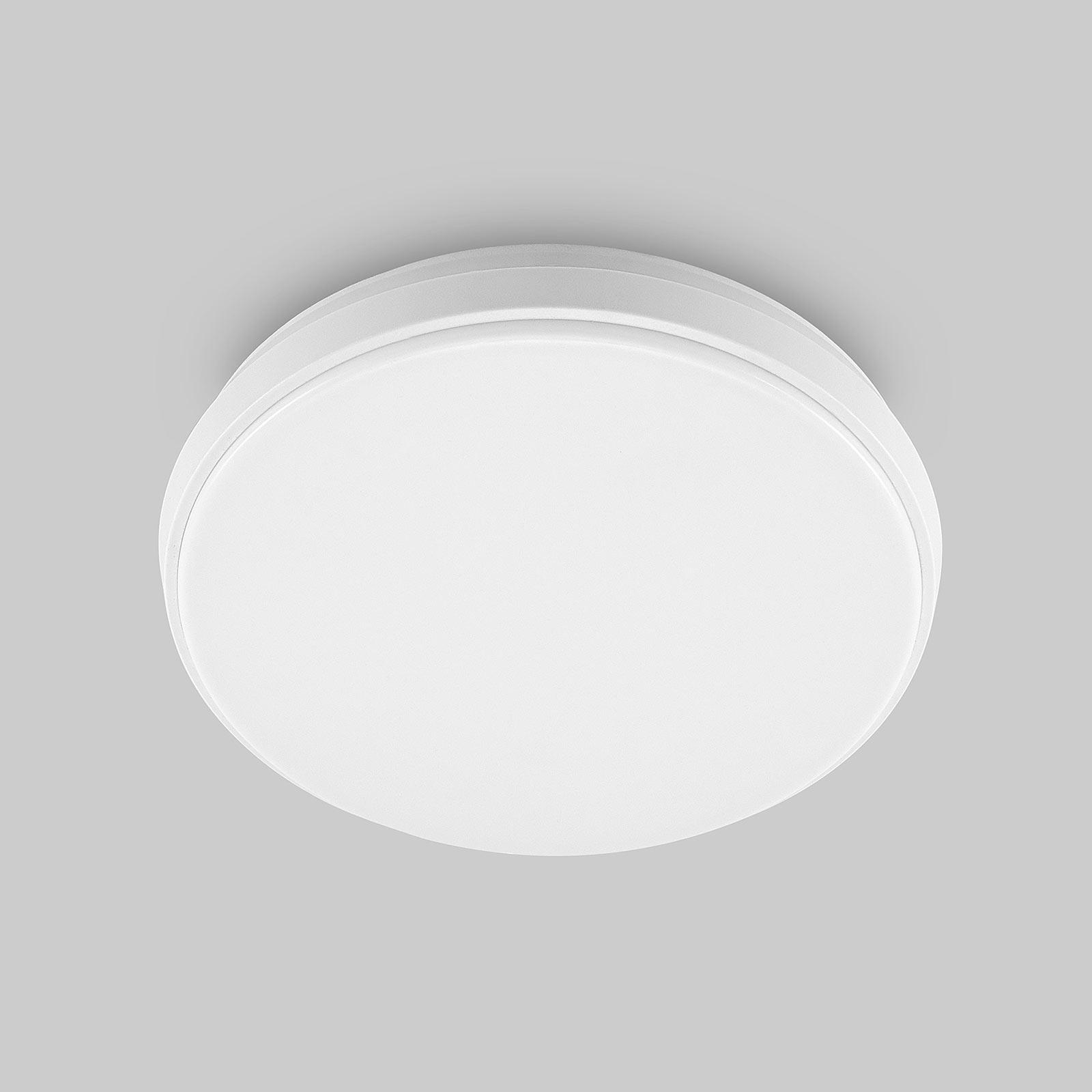 Arcchio Brady -LED-kattovalaisin, pyöreä, 25 cm