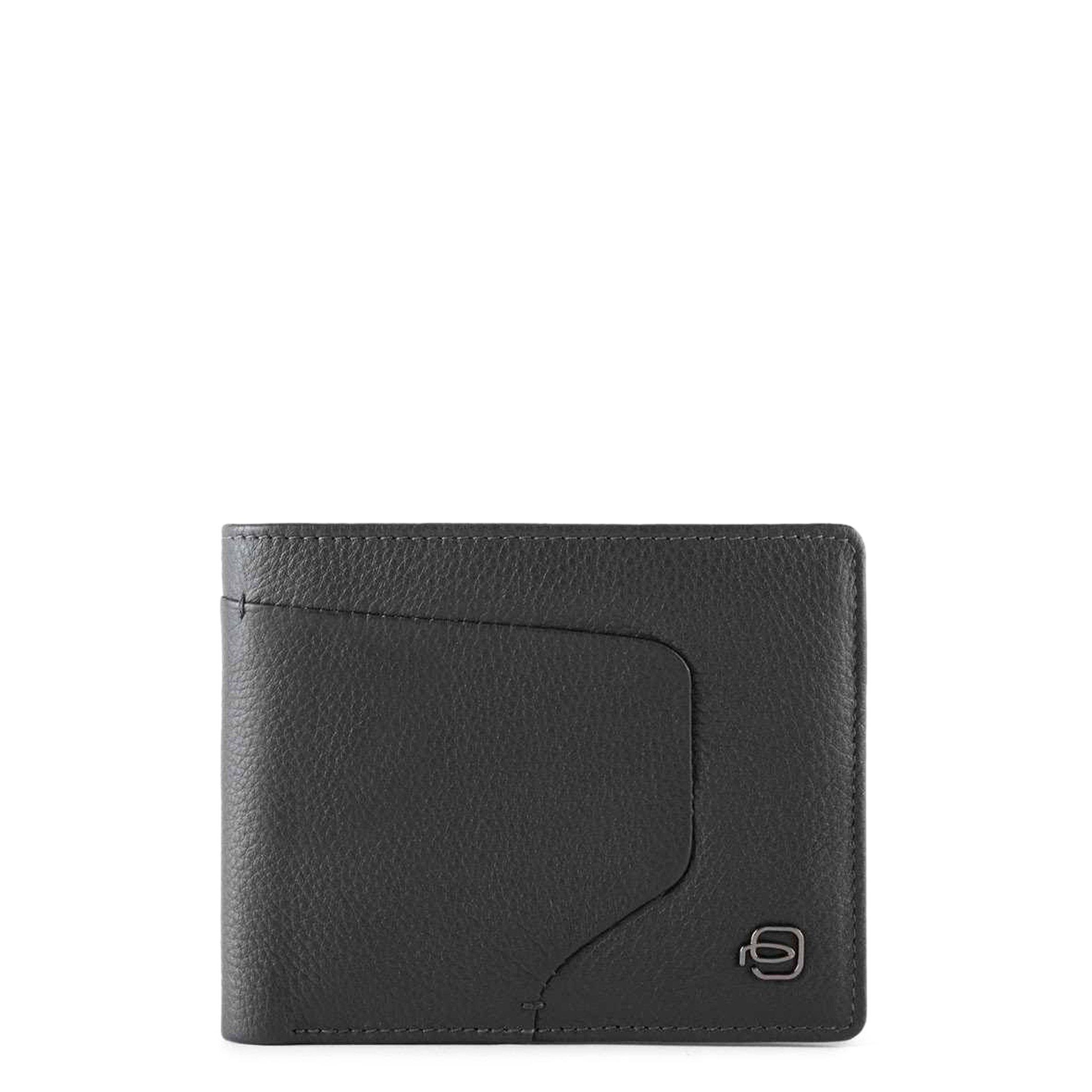 Piquadro Men's Wallet Various Colours PU4823AOR - black NOSIZE
