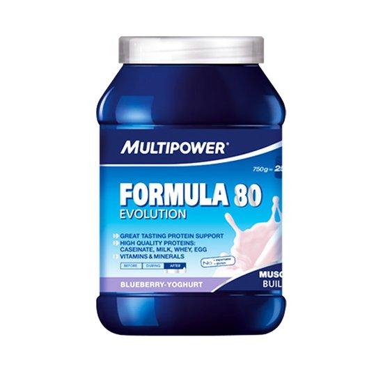 """Proteinpulver """"Blueberry"""" 750g - 63% rabatt"""