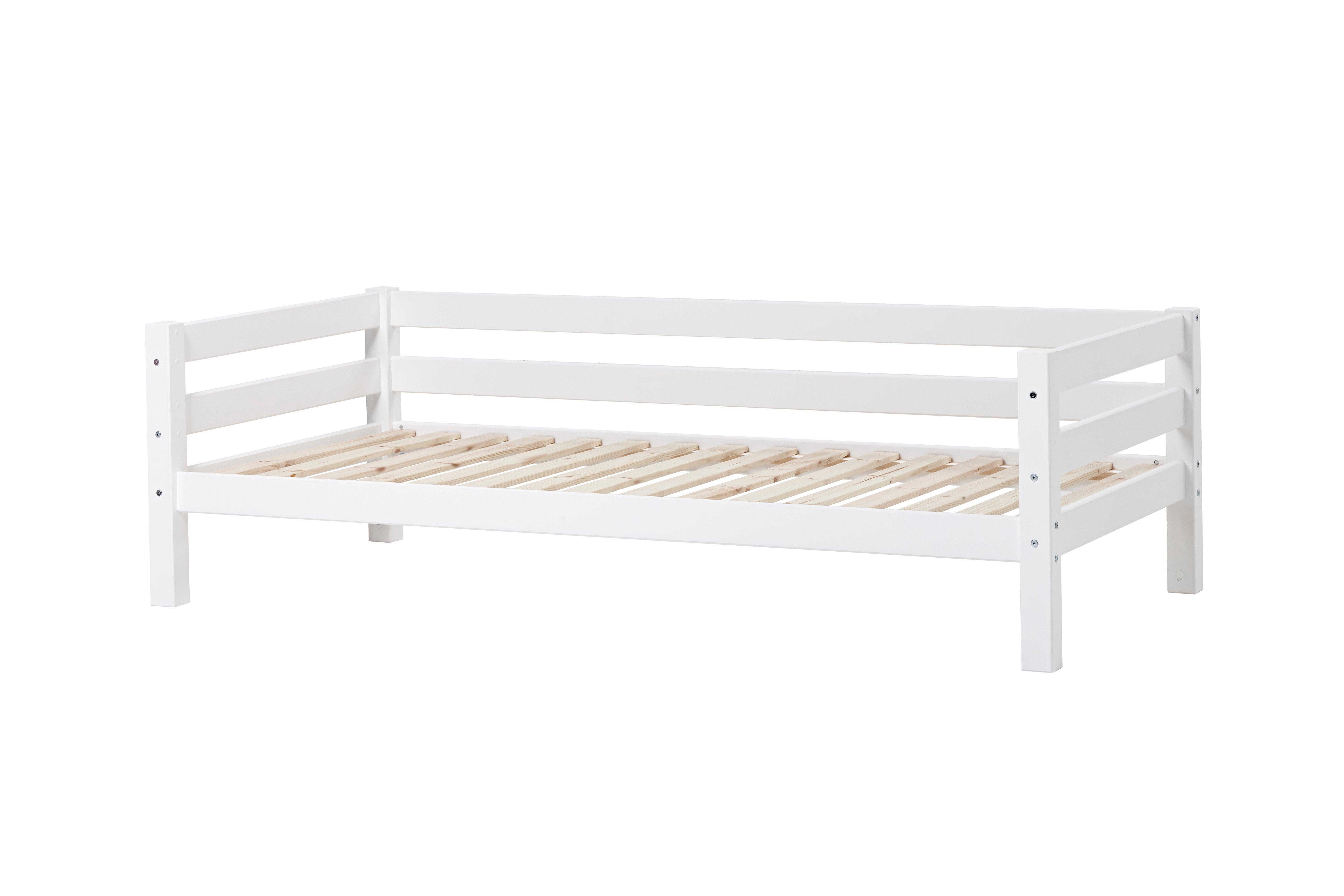Hoppekids - PREMIUM Bed 90x200 cm - White