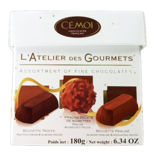 "Chokladpraliner ""L´Atelier Des Gourmets"" 180g - 36% rabatt"