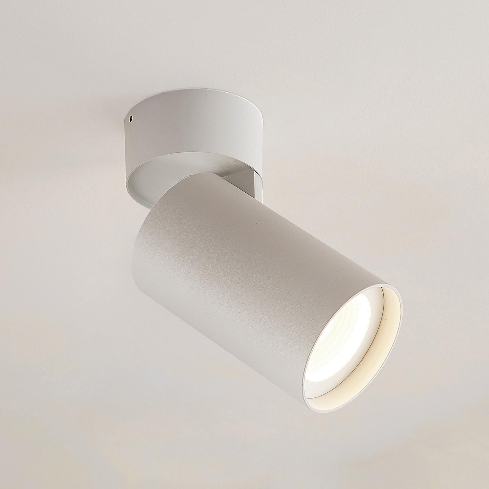 Arcchio Thabo -LED-kattospotti, säädettävä, 12,5W