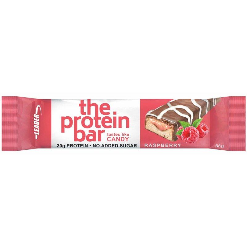 Proteiinipatukka Suklaa & Vadelma - 75% alennus