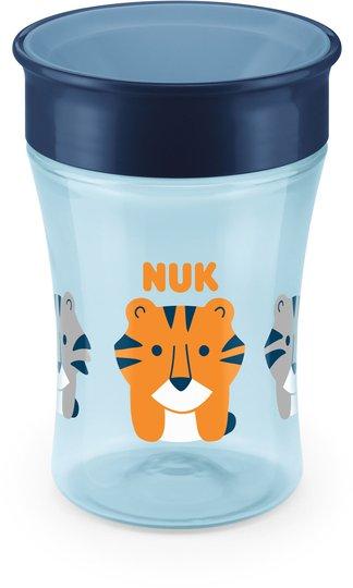 NUK Evolution Magic Cup, Blå