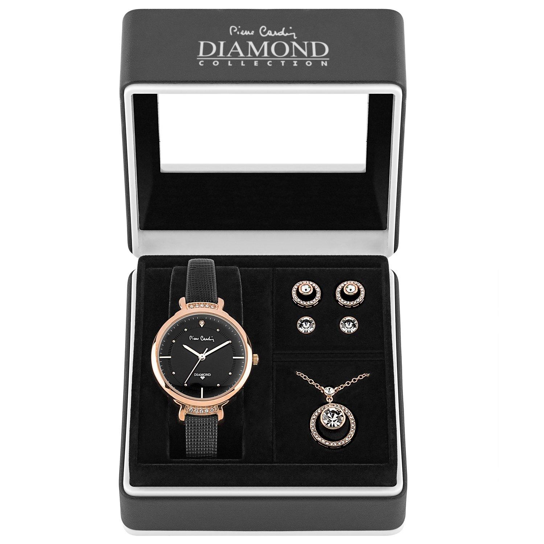 Pierre Cardin Women's Watch Rose Gold PCDX7903L7