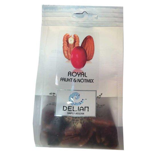 Frukt & nötmix Royal - 50% rabatt
