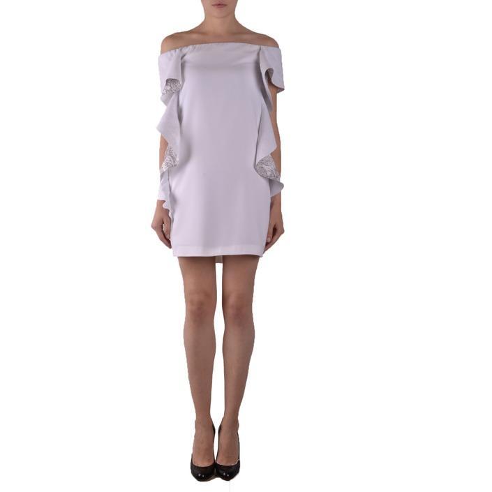 Pinko Women's Dress White 161011 - white 38