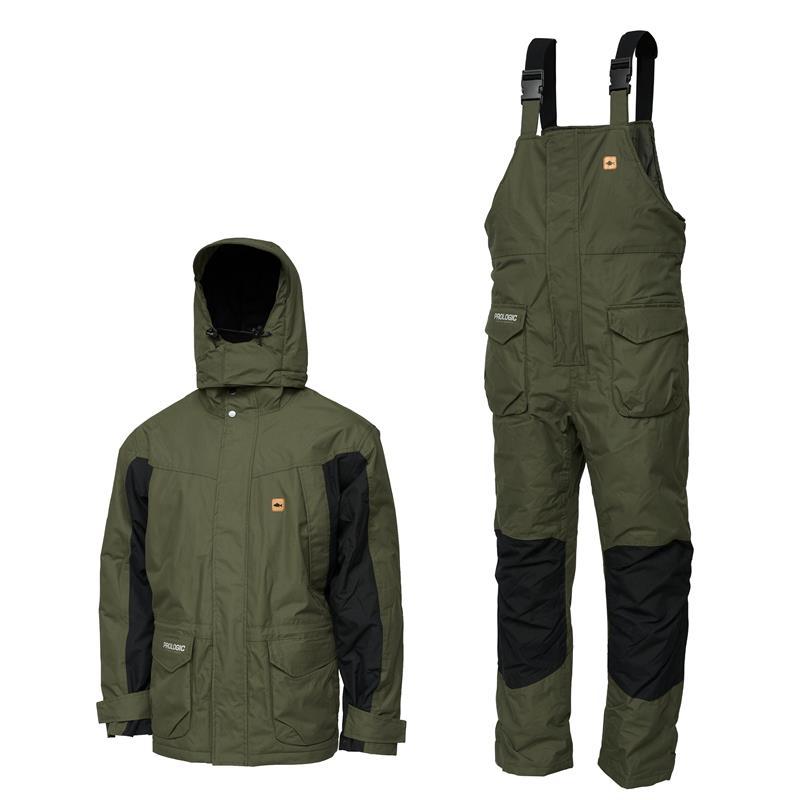 Prologic HighGrade Thermo Suit XL Varmedress - 2-delt, Green