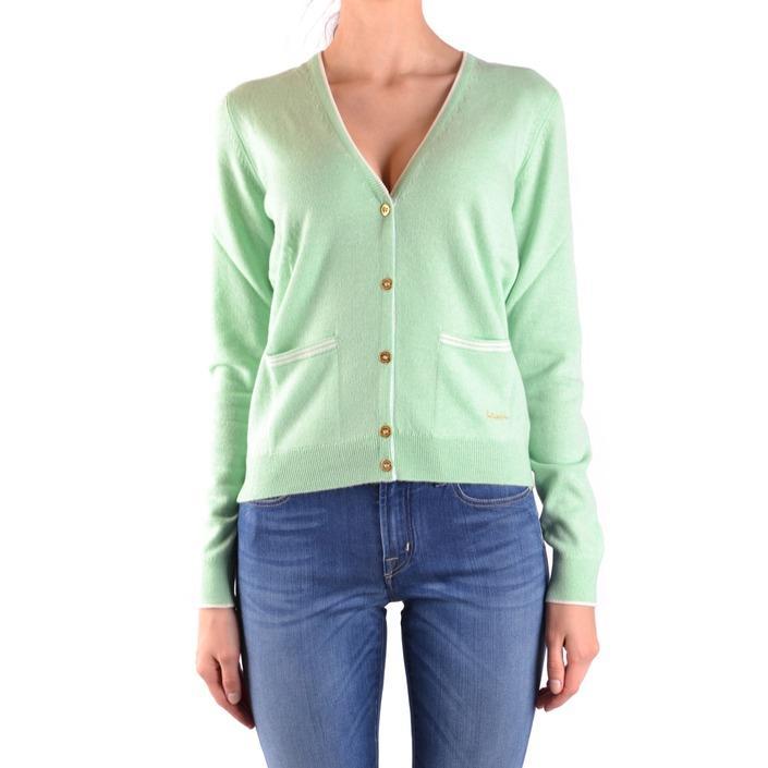Ballantyne Women's Cardigan Green 160845 - green 36