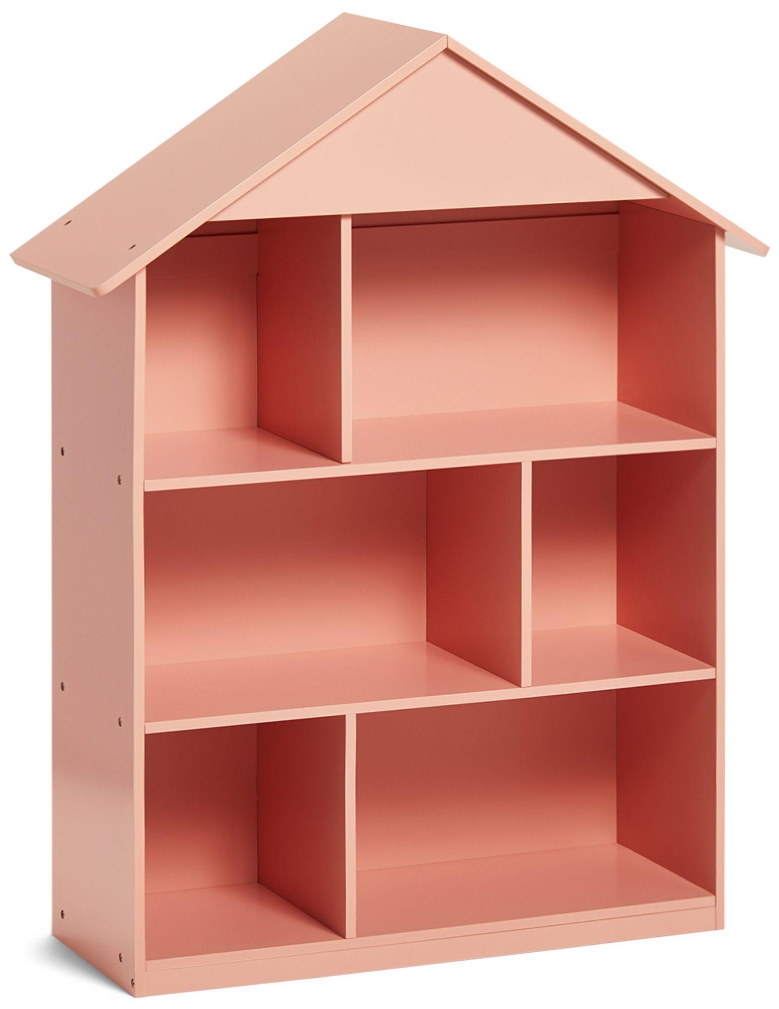 Alice & Fox Kirjahylly Talo, Vaaleanpunainen