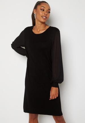 ONLY Ofelia L/S Dress Knit Black XS
