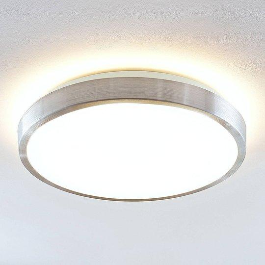 Lindby Emelie LED-taklampe, rund, 42 cm