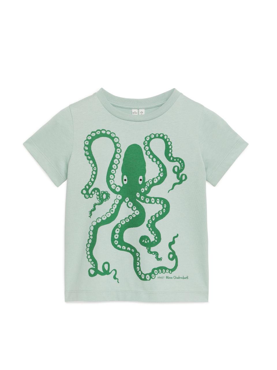 Artist Edition T-Shirt - Turquoise