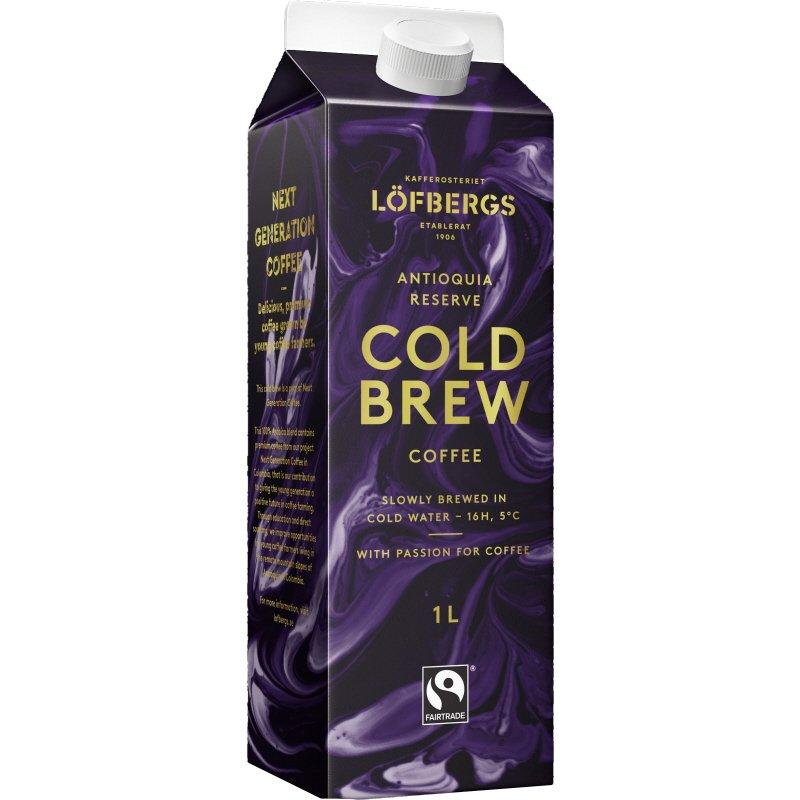 Cold Brew Kahvi - 68% alennus
