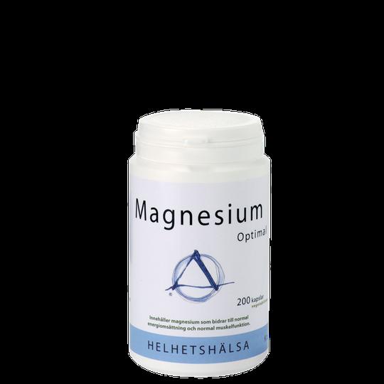 Magnesium Optimal, 200 kapslar