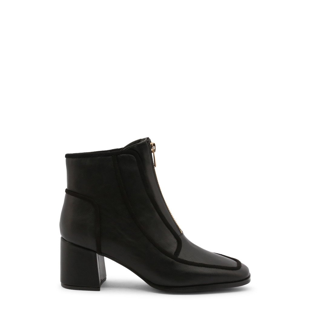 Roccobarocco Women's Ankle Boots Black 342953 - black EU 37