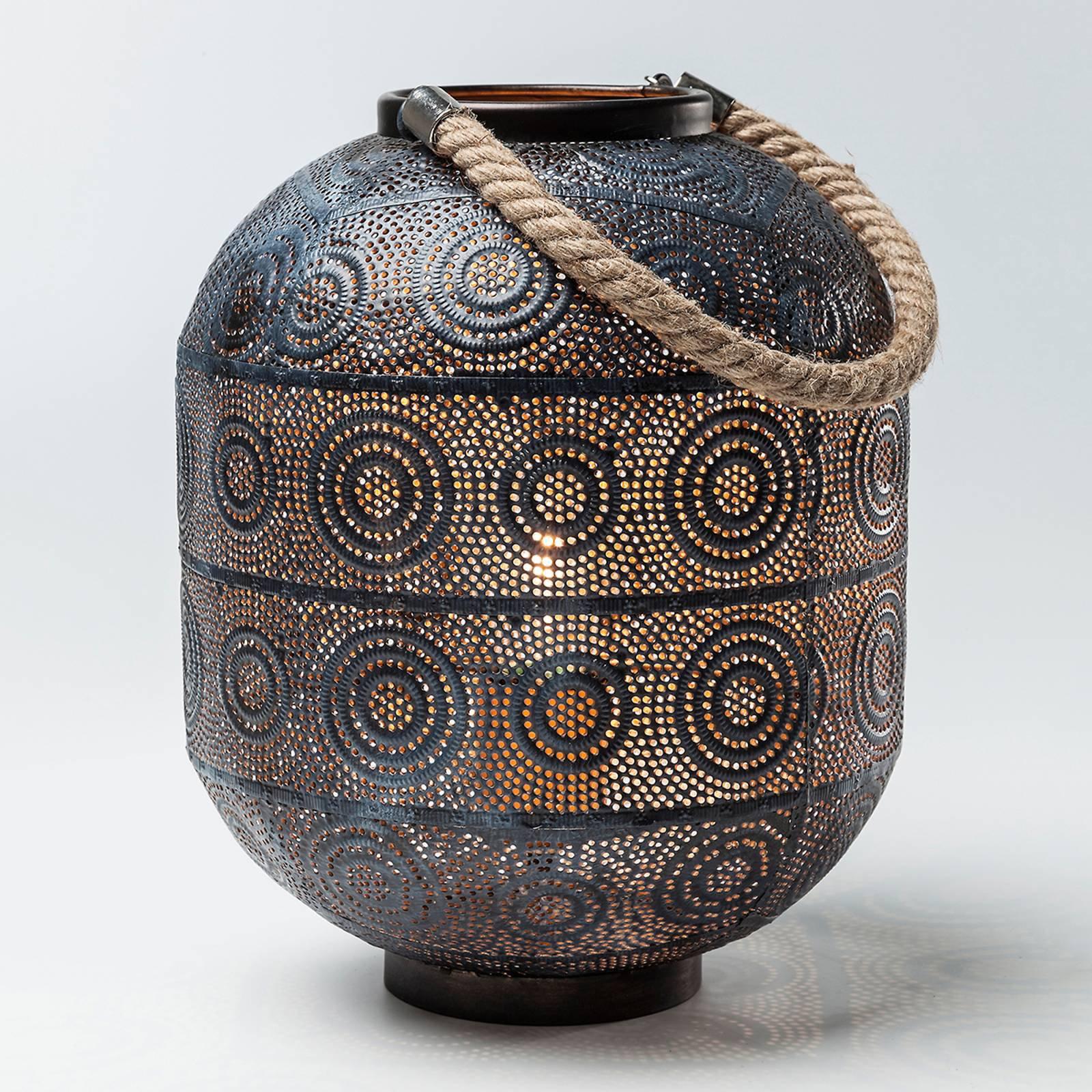 Orientalsk utseende gulvlampe Sultan