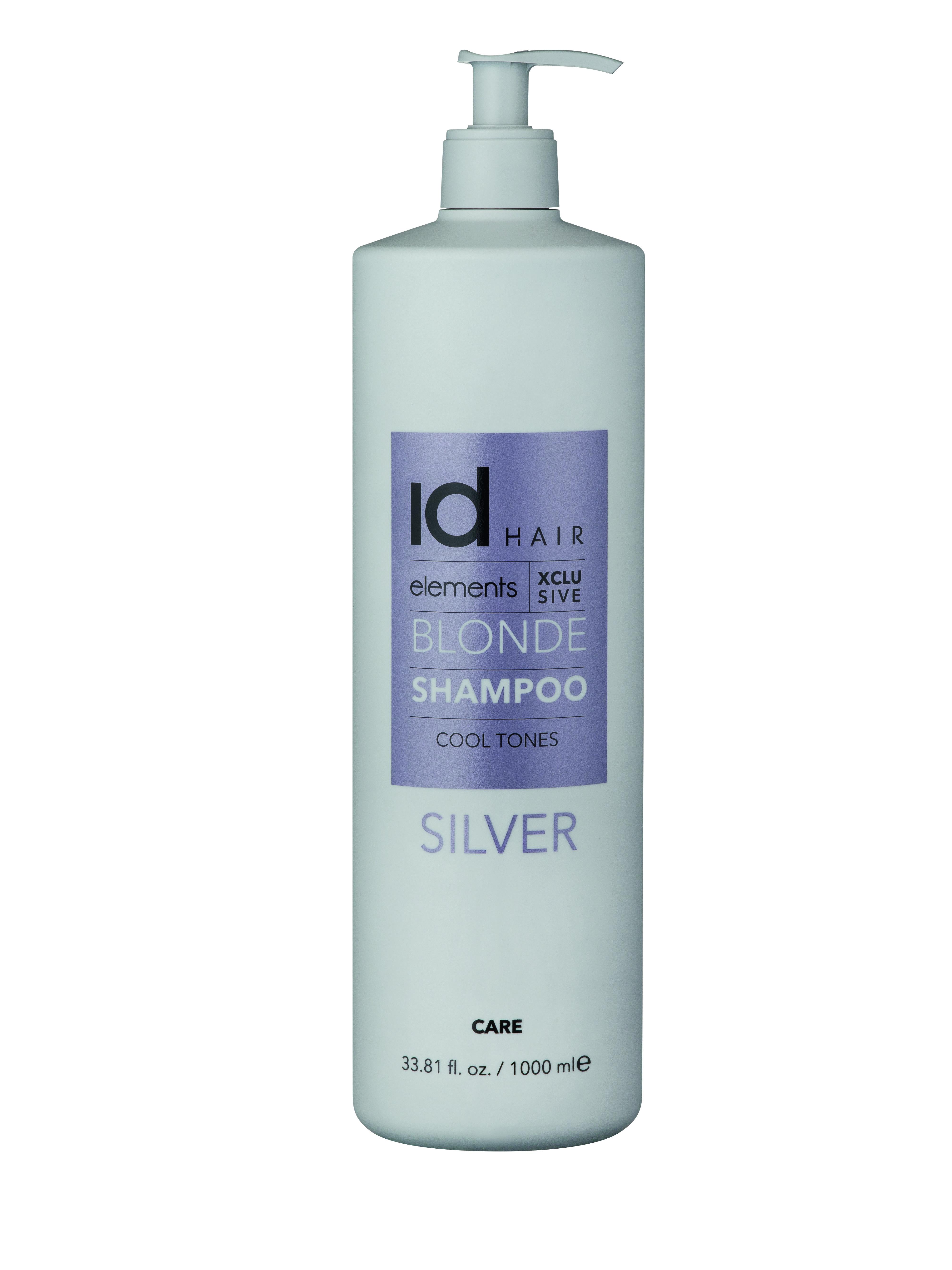 IdHAIR - Elements Xclusive Silver Shampoo 1000 ml