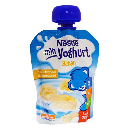 Yoghurt Banan 90g - 33% rabatt