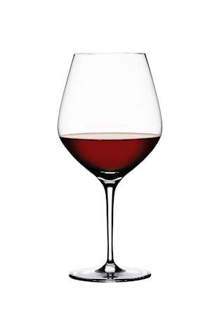 Authentis Burgundy 75 cl 4 pk