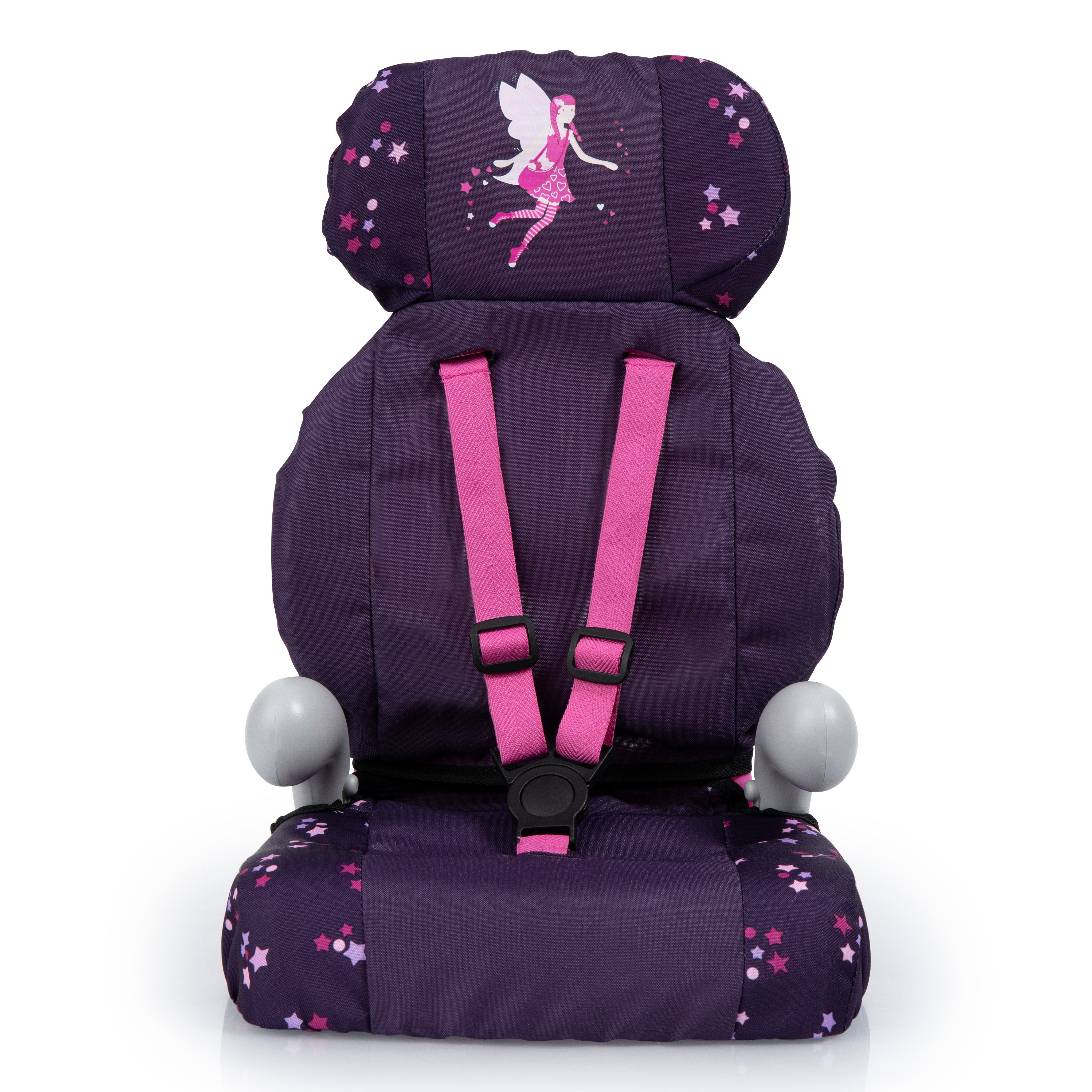 Bayer - Deluxe Car Seat - Purple (67579AA)
