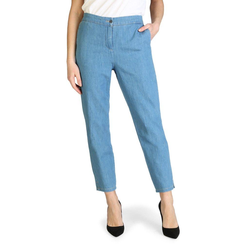 Armani Exchange Women's Jeans Blue 332119 - blue 4