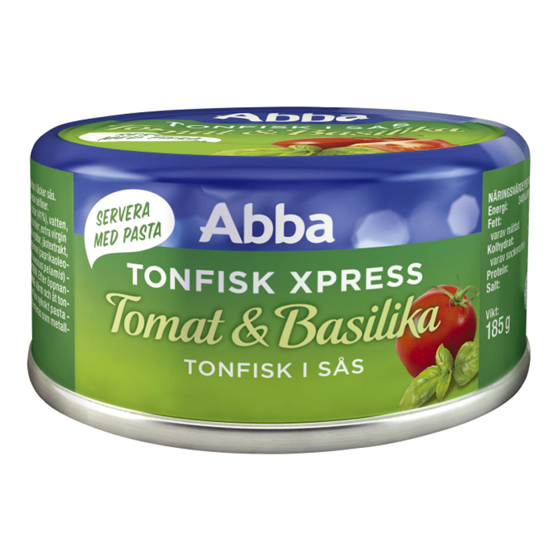 Tonnikala Tomaatti & Basilika 185 g - 60% alennus
