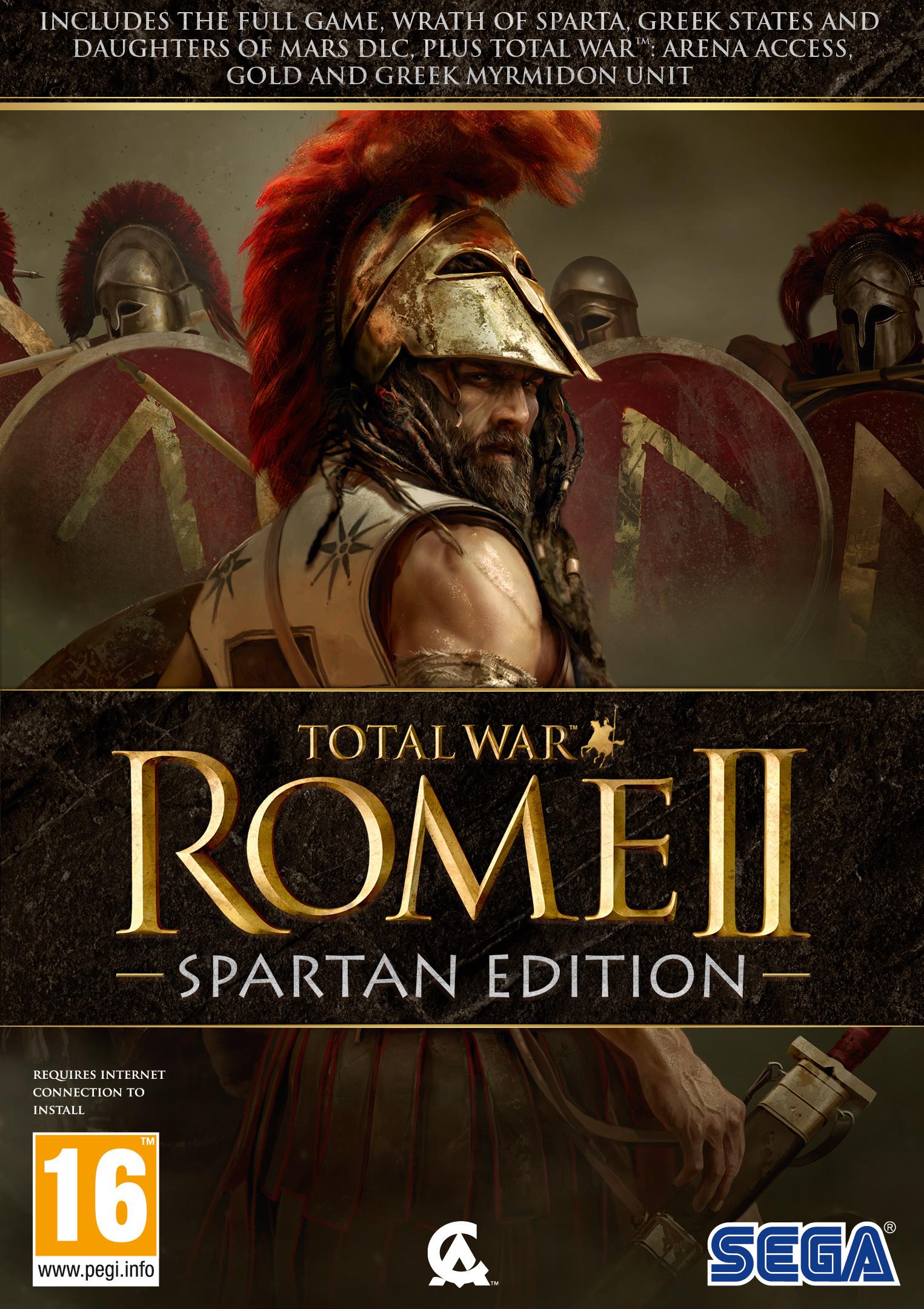 Total War: Rome II (2) - Spartan Edition
