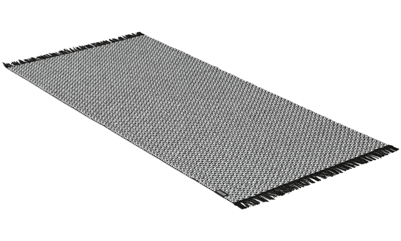 Gritty grey - plastteppe