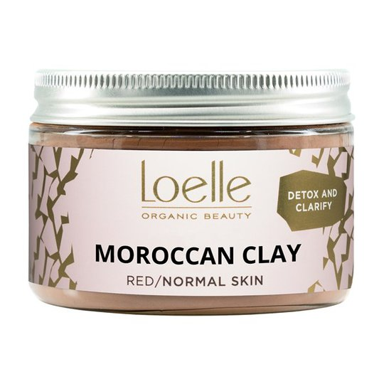 Loelle Marockansk Röd Lera, 150 g