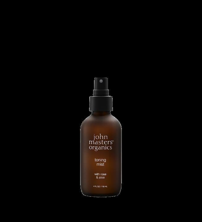 John Masters Organics - Toning Mist w. Rose & Aloe 118 ml
