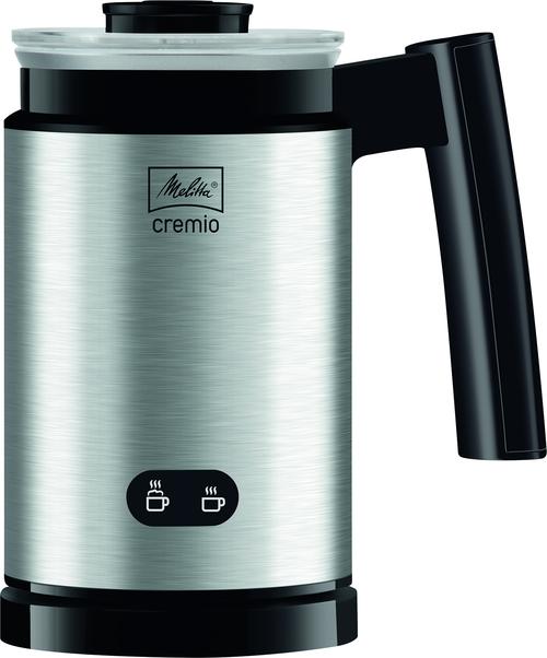 Melitta Cremio 2.0 Steel Stainless Mjölkskummare - Stål