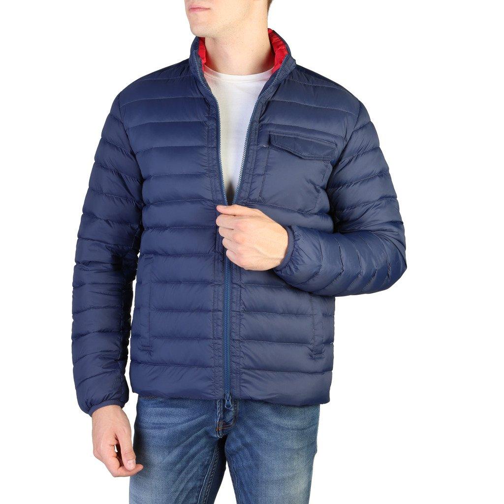 Hackett Men's Jacket Blue HM402380 - blue M